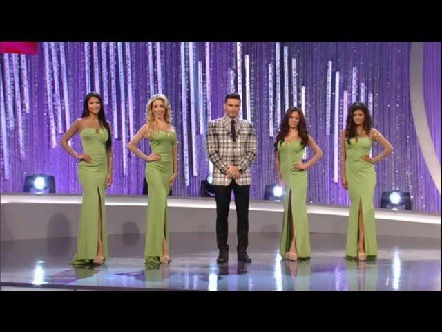 Nuestra Belleza Latina Programa 6