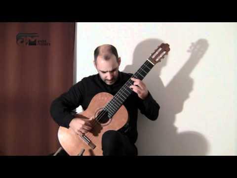 Big Guitar VII - Tedesco, Sonata (1st), Allegro con spirito - André Madeira