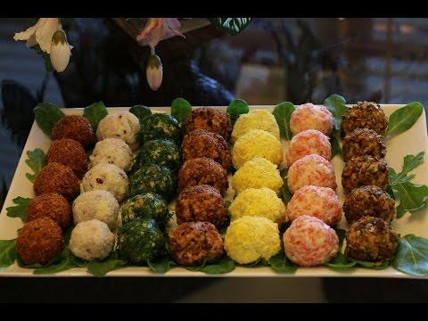 СЫРНЫЕ ШАРИКИ ☆7 вкусных рецептов☆Праздничная закуска