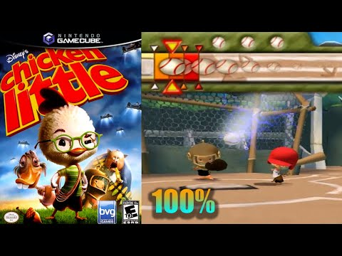 Chicken Little [42] 100% GameCube Longplay thumbnail