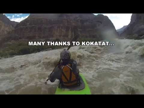 KOKATAT Life Vest on the Colorado River in the Grand Canyon