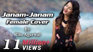 download lagu Janam Janam - Female Cover By Voiceofritu  Srk gratis