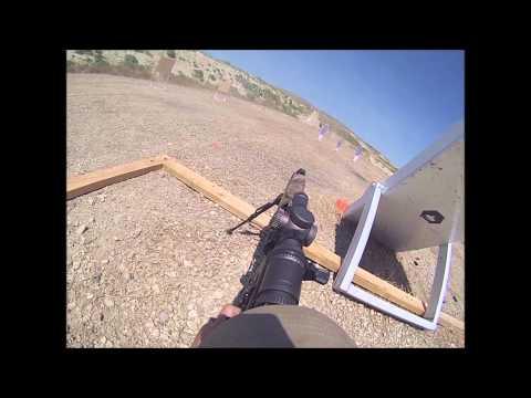 Ironman 3 Gun 2015 KE Arms Rifle Highlights