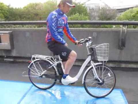 自転車の 自転車 前輪駆動 : ... アシスト自転車 改造の画像