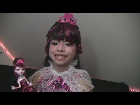 Monster High Costume Draculaura 1600