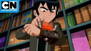 Every Kevin 11 Transformation | Ben 10 | Cartoon Network