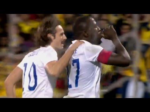 MNT vs. Colombia: Jozy Altidore Goal - Nov. 14, 2014