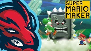 Grand Poo World 2 Full Playthrough // Super Mario Maker [LIVE STREAM]
