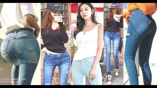 [FASHION LOOKBOOK] [HOW TO LOOK GOOD IN JUST JEANS | WAYS TO STYLE TALLER AND SLIMMER] by FancamVEVO
