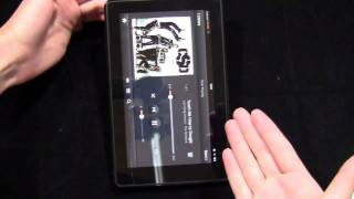 Amazon Kindle Fire Review Part 1