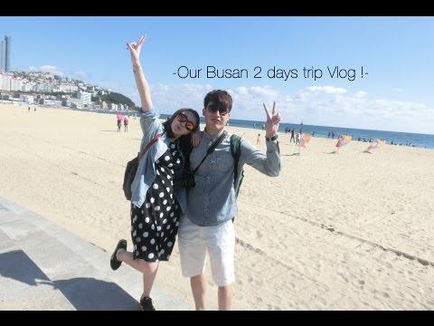 StephanieFoongVlog | Busan 2 days trip 2015