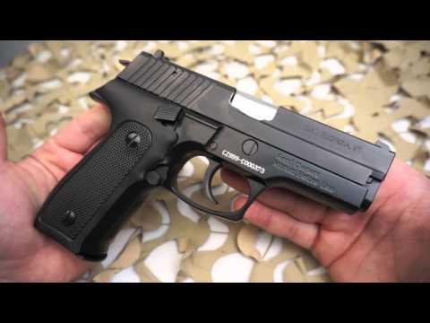 EAA Zastava CZ99 CZ999 Scorpion Compact Carry 40S&W Pistol Overview - Texas Gun Blog