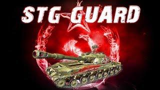 WoT - STG GUARD → STRÁŽCE ► New Premium Tank