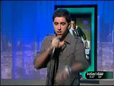 Colby O'Donis Don't Turn Back KTLA Live August 29, 2008 Video