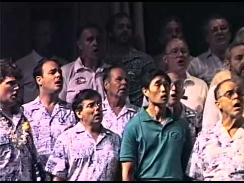 The Sounds of Aloha Barbershop Chorus - Battle Hymn of the Republic