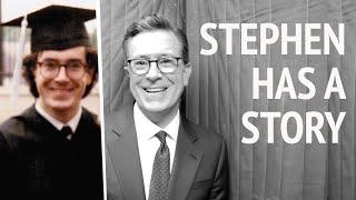 Stephen Has A Story: Graduation