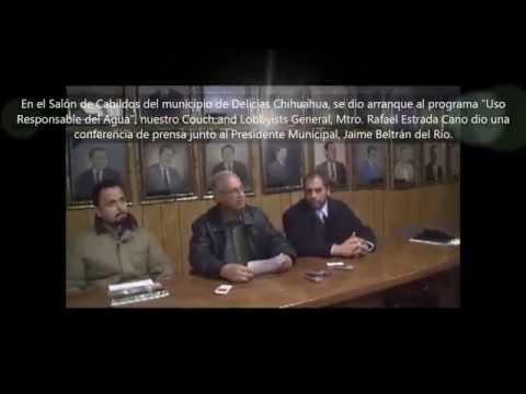Conferencia de Prensa en el Municipio de Delicias en el Estado de Chihuahua