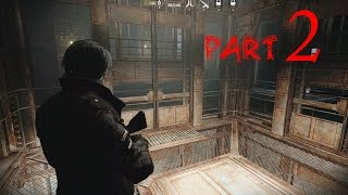Alone in the Dark Illumination Gameplay Walkthrough Part 2 [1080p HD PC PS4  PS3 XBOX]