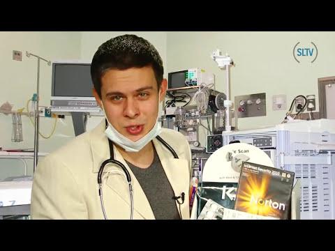 SLTV. Dr. Web CureIt! и AVG Free Edition. Лечимся бесплатно