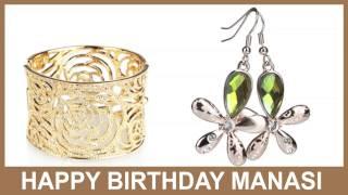Manasi   Jewelry & Joyas - Happy Birthday