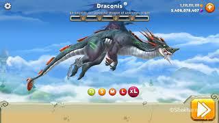 Hungry Dragon MOD APK | All Dragons UNLOCKED