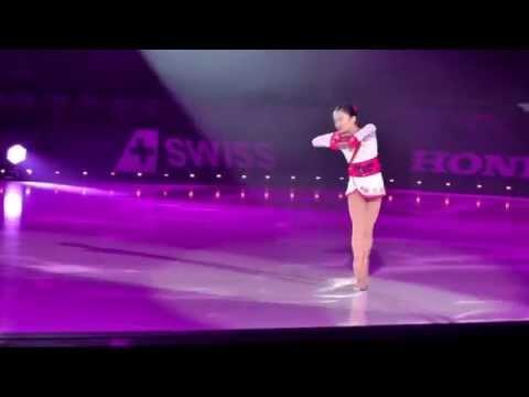 Ice Legends 2014 Marin Honda - Madame Butterfly video