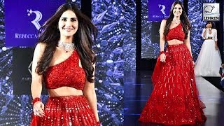 Vaani Kapoor At 4th Edition Of The Wedding Junction  | LehrenTV
