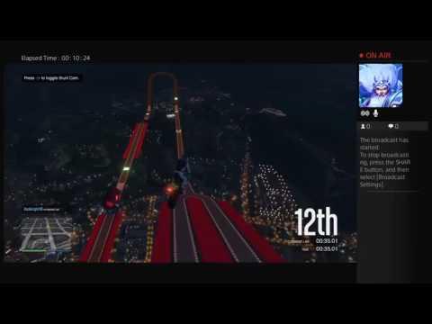 Gta5  stunt race