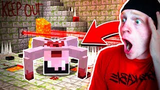 UNSPEAKABLE MAKES A DEADLY MINECRAFT MAP!