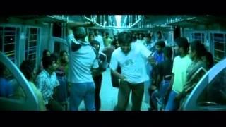 Kazhugu - Kazhugu - Nithin Saves Shashank - Tamil Action Scenes