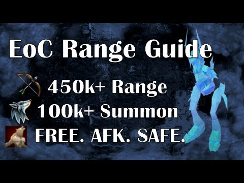 EoC Range Guide : Icefiend | 450k+ Range AFK Ranging Training by Idk Whats Rc