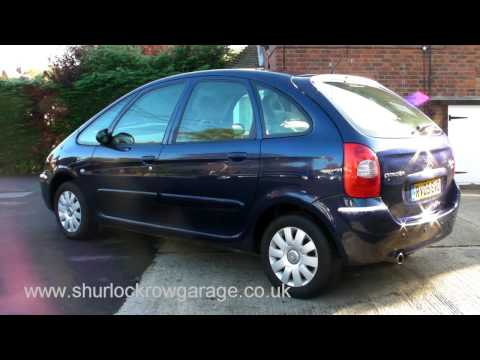 Citroen Xsara Picasso 1.6 HDi Diesel MPV For Sale