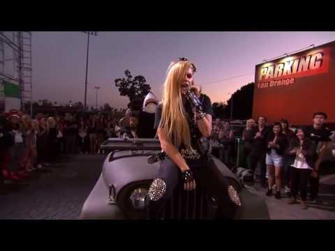 Avril Lavigne - Rock N Roll Week !! video