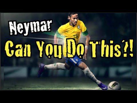 Learn Amazing Soccer Skills: Can You Do This!? Neymar Special!    F2Freestylers