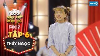 Thách thức danh hài 5| Tập 6: Trấn Thành chạy trối chết khi bị thí sinh quả quyết trở thành Hari Won