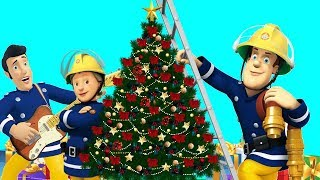 Fireman Sam New Episodes | SPECIAL | Christmas 🎁 Dashing through the Snow 🎄 Marathon | Kids Movies