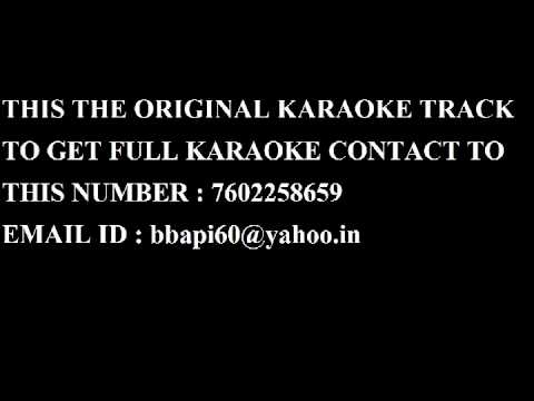 Hookka Baar Cleane Karaoke video