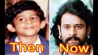 Bahubali 2 Actors Unique Childhood Photos - Top 10 Trending