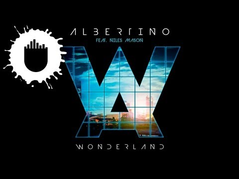 Albertino Feat. Niles Mason - Wonderland (Cover Art Teaser)
