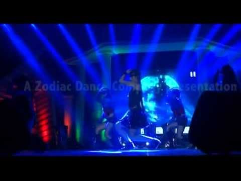 Bruna Abdullah with Zodiac Dance Company Western Act