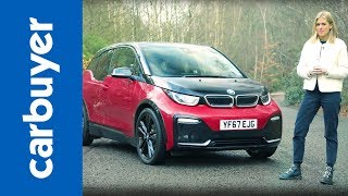 New 2018 BMW i3 in-depth review – Carbuyer – Nicki Shields