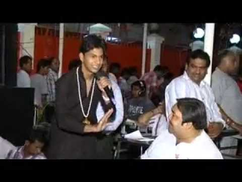 maa shero shayari  by master sanju sufi singer from hanuman...
