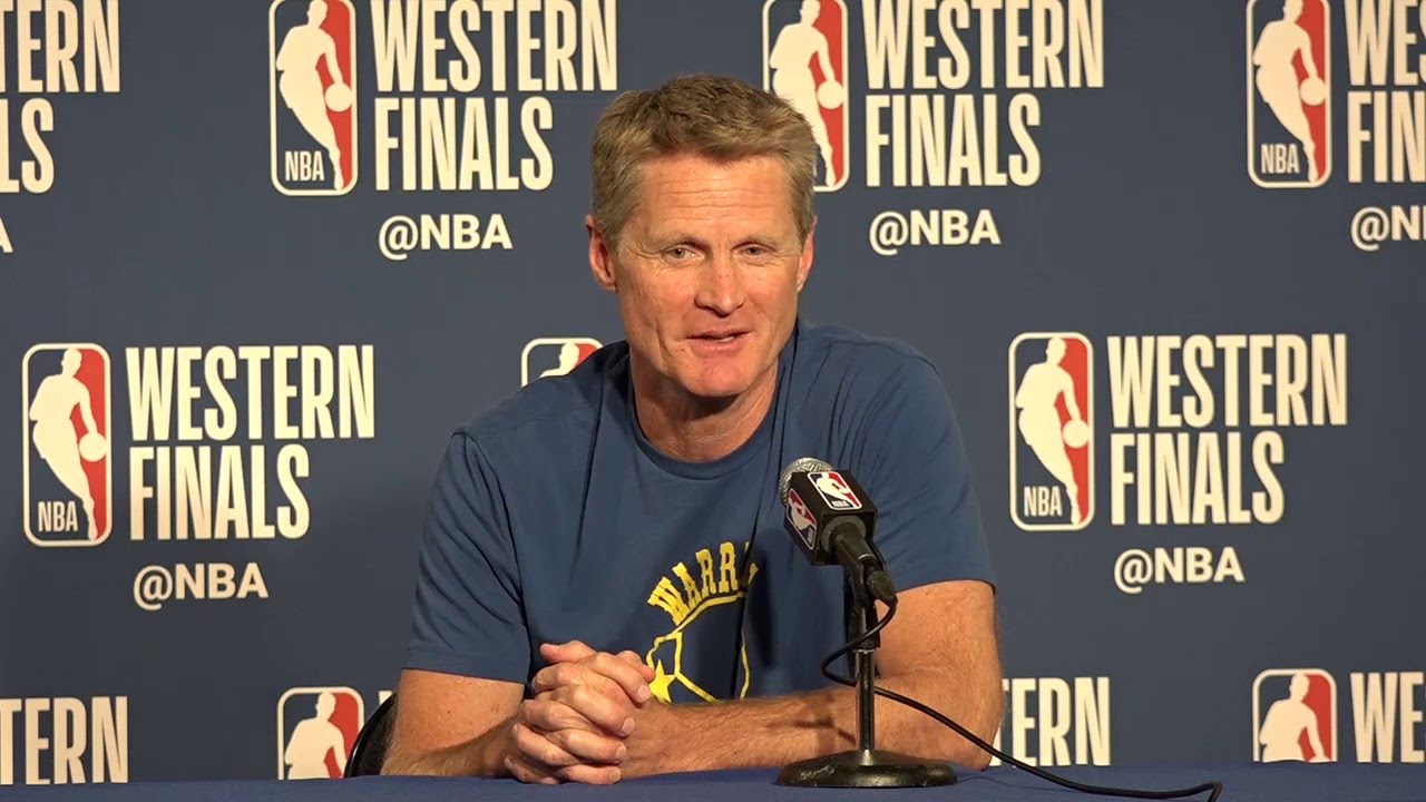 NBA Playoffs: Kerr says Iguodala still out but in surprise McCaw suits up
