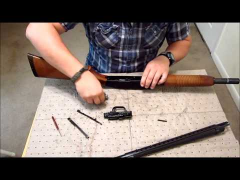 Mossberg 500 Detail Strip HD (Reassembly)