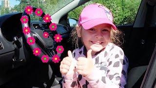 We are in the Car   Wheels on The Bus Song Nursery Rhymes & Kids Songs by Ksyusha Kids Club