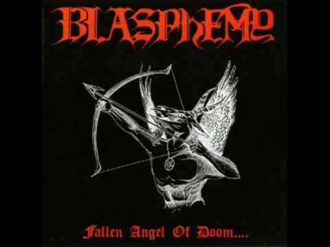 Blasphemy - Intro To Weltering In Blood