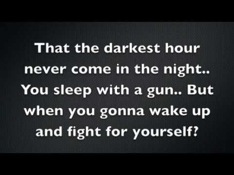Shinedown - Sound of Madness, Lyrics