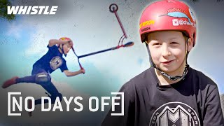 11-Year-Old INSANE Scooter Skills | Charley Dyson
