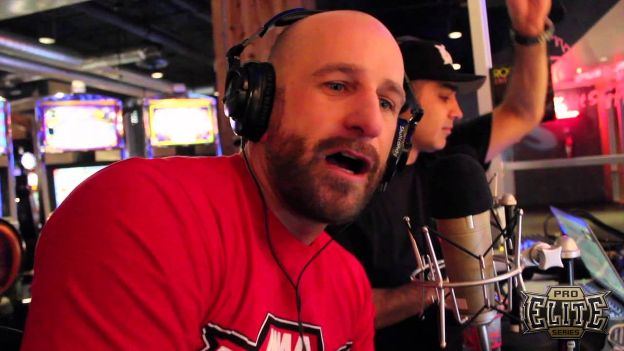 Greg Jackson Greg Jackson Beef w/ Dana
