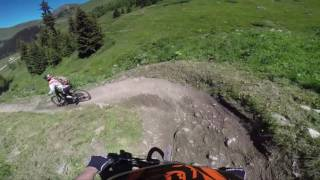 Verbier July 2016 - Tsopu Tires Fire Tu Cucil